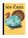 The New Yorker Cover - November 29  2010