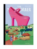 The New Yorker Cover - September 24  2007