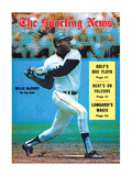 San Francisco Giants OF Willie McCovey - August 9  1969