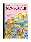 The New Yorker Cover - July 2  2001