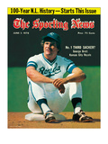 Kansas City Royals 3B George Brett - June 5  1976