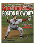 Boston Red Sox RP Jonathan Papelbon - World Series Champions - November 5  2007