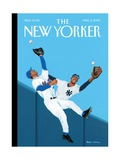 The New Yorker Cover - April 2  2007