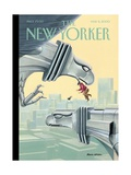 The New Yorker Cover - May 8  2000