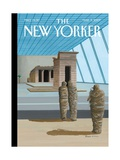The New Yorker Cover - March 5  2007
