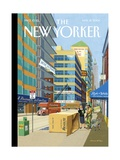 The New Yorker Cover - May 31  2004