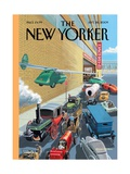 The New Yorker Cover - September 28  2009