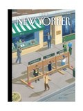 The New Yorker Cover - June 6  2011