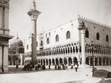 St Mark's Square in Venice  1907