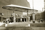 Gas Station  1928