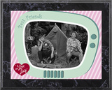 I Love Lucy - Camping plaque