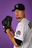 Scottsdale  AZ - February 28: Colorado Rockies Photo Day - Michael Cuddyer