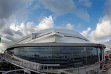 Miami  FL - December 09: Miami Marlins Ballpark - Exterior