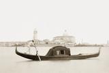 Gondola in Venice  1907
