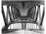 Steel Bridge at Bayonne in the Usa  1923
