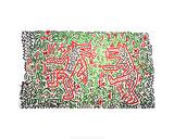 Sans titre Giclée par Keith Haring