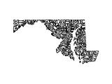 Typographic Maryland