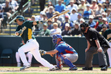 Phoenix  AZ - March 20: Chicago Cubs v Oakland Athletics - Josh Donaldson
