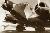 Junkers Ju 52 of the British Airways  1937