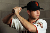 Scottsdale  AZ - March 01: San Francisco Giants Photo Day - Brian Wilson