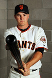 Scottsdale  AZ - March 01: San Francisco Giants Photo Day - Aubrey Huff