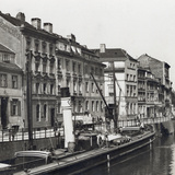 Friedrichsgracht in Berlin  1911