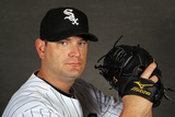 Glendale  AZ - March 03: Chicago White Sox Photo Day - Jake Peavy