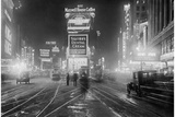 Times Square at Night  1928
