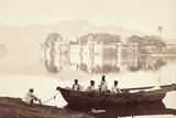 Palace in the Lake of Udaipur