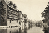 Pegnitz Bank in Nuremberg  1907