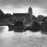 Fraueninsel in Chiemsee  1906
