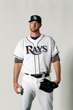 Port Charlotte  FL - February 29: Tampa Bay Rays Photo Day - Joe Maddon