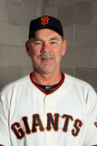 Scottsdale  AZ - March 01: San Francisco Giants Photo Day - Bruce Bochy
