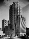 Opera Building in Chicago  1933