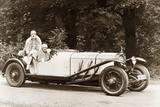 Mercedes-Benz Sports Car  Model 's'  1928