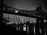 Queensboro Bridge in New York  1934