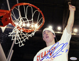 Gerry McNamara Cutting Down Net Autographed Photo (Hand Signed Collectable)