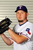 Surprise  AZ - February 28: Texas Rangers Photo Day - Matt Harrison