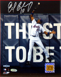 Endy Chavez NLCS GM 7 Robbing Home Run Vertical