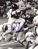 Joe Morris Syracuse Autographed Photo (Hand Signed Collectable)