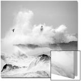 Storm in Cantabria Acrylique par Cano