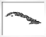 Typographic Cuba