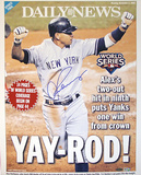 Alex Rodriguez &quot;YAY-ROD!&quot; 11-2-2009 Daily News Cover