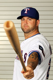 Surprise  AZ - February 28: Texas Rangers Photo Day - Mike Napoli