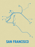 San Francisco (Cement & Blue)