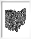 Typographic Ohio