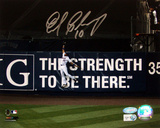 Endy Chavez NLCS GM 7 Robbing Home Run Wide Angle Horiz