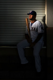 Surprise  AZ - February 28: Texas Rangers Photo Day - Mike Adams