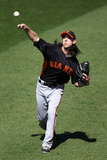 Surprise  AZ - March 12: San Francisco Giants v Kansas City Royals - Tim Lincecum