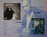 Jay Z Blue Print Collage